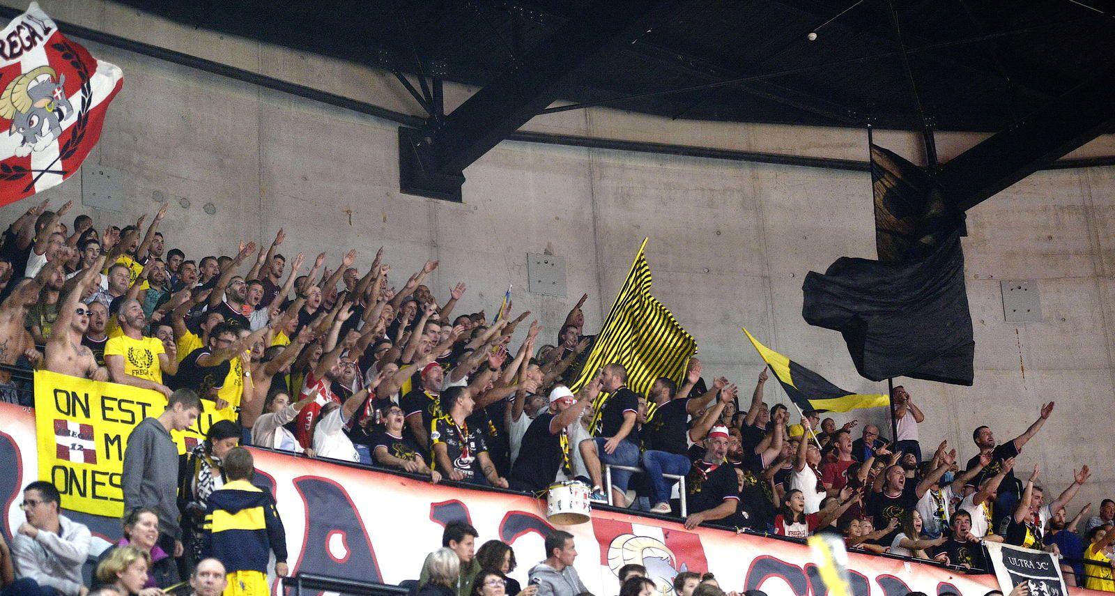 LSL CHAMBERY SAINT-RAPHAËL un score loin d'être nul, les photos du match jeudi 18 octobre 2018