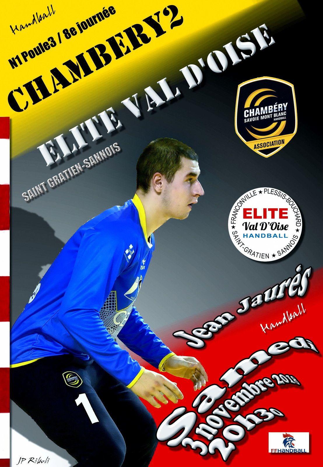 Pour Samuel GOUPILLOT le club de CHAMBERY représente toute l'histoire du handball... ! Mieux le connaître