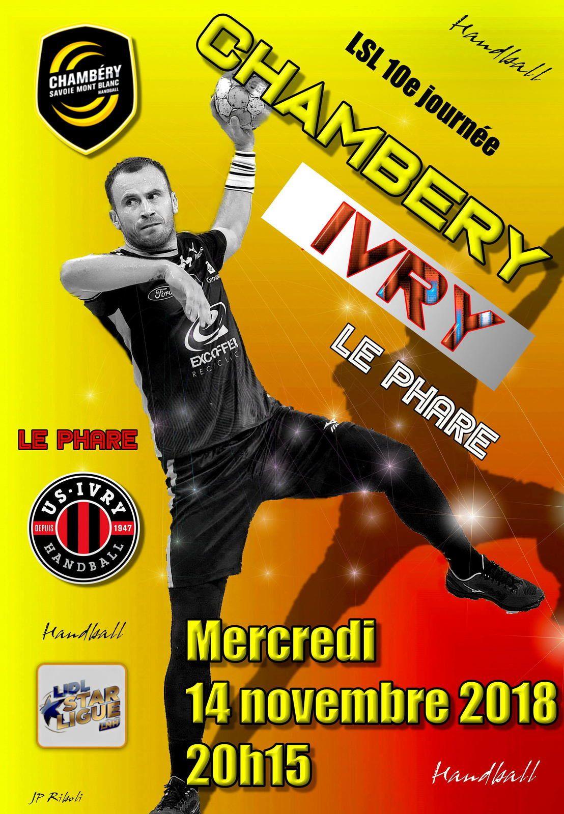 LSL: Chambéry donne une leçon de fraîcheur aux Nantais par Yves MICHEL sur Handzone