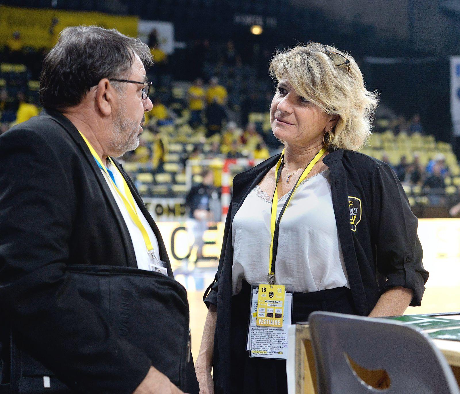 LSL CHAMBERY : 24 - IVRY : 23 les photos du match 14 novembre 2018