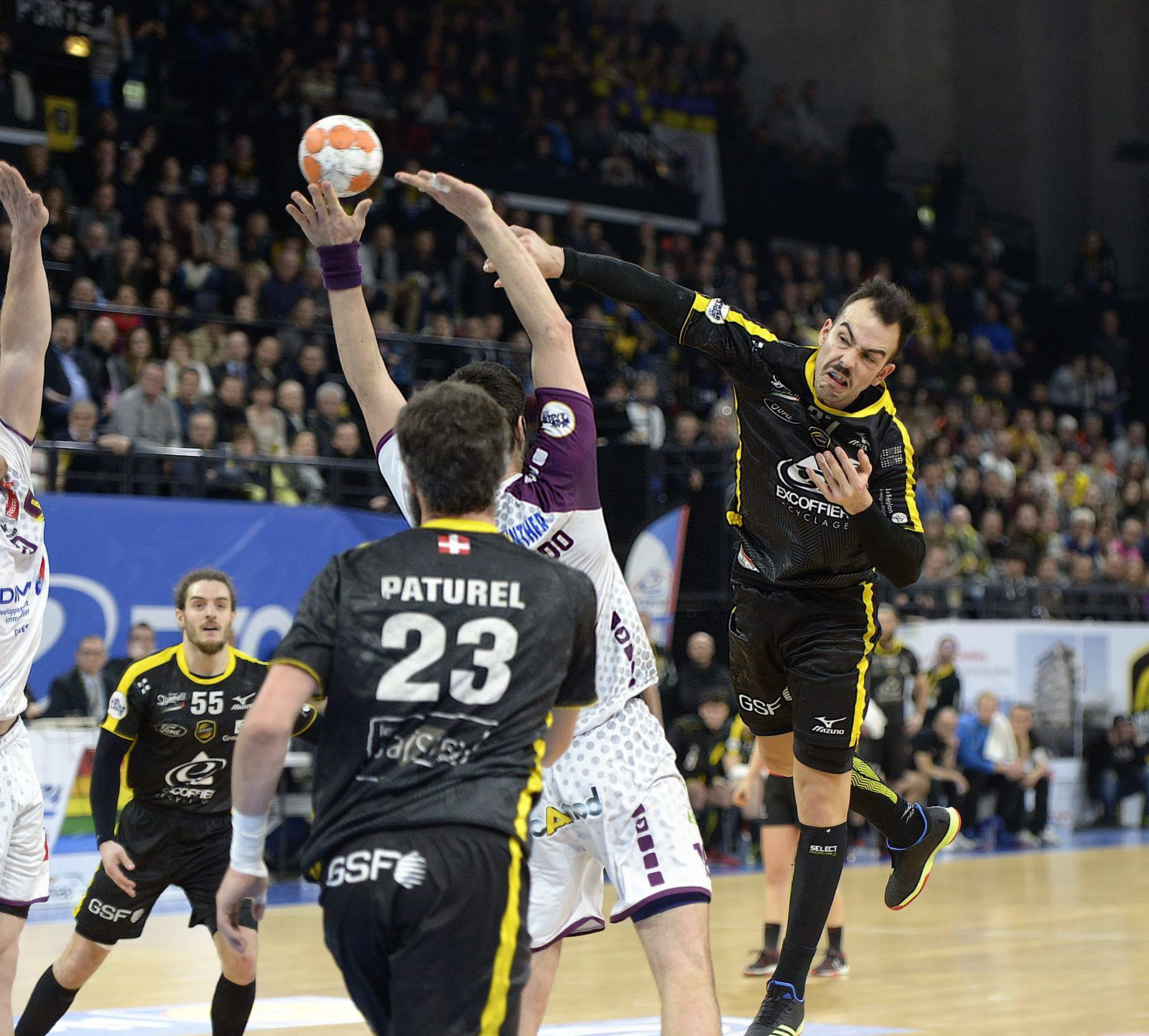 Nantes prend sa revanche au Phare ! Les photos du match 14 février 2019