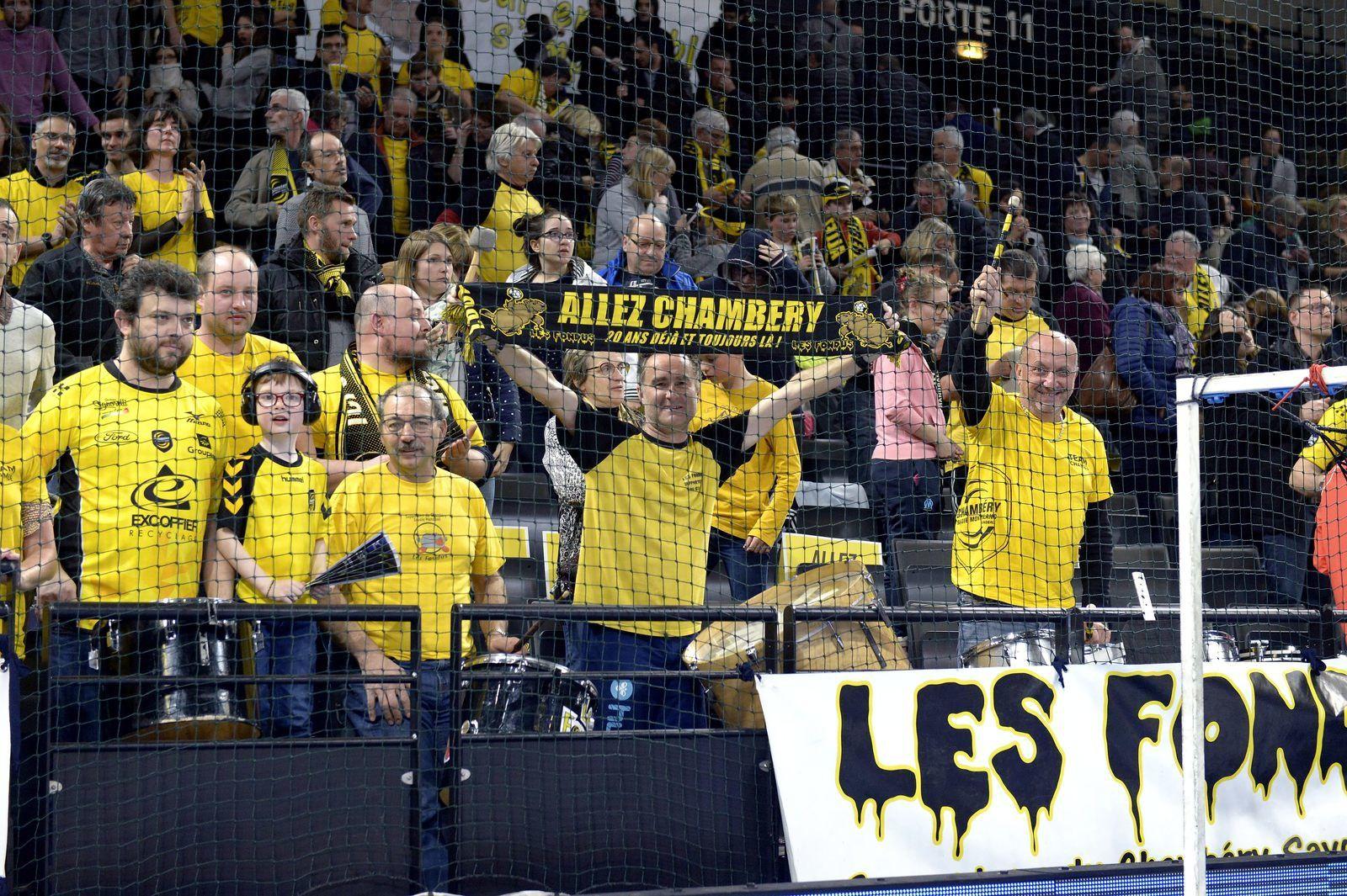 LSL CHAMBERY fait prendre l'eau à PONTAULT 28 à 18 les Photos du match