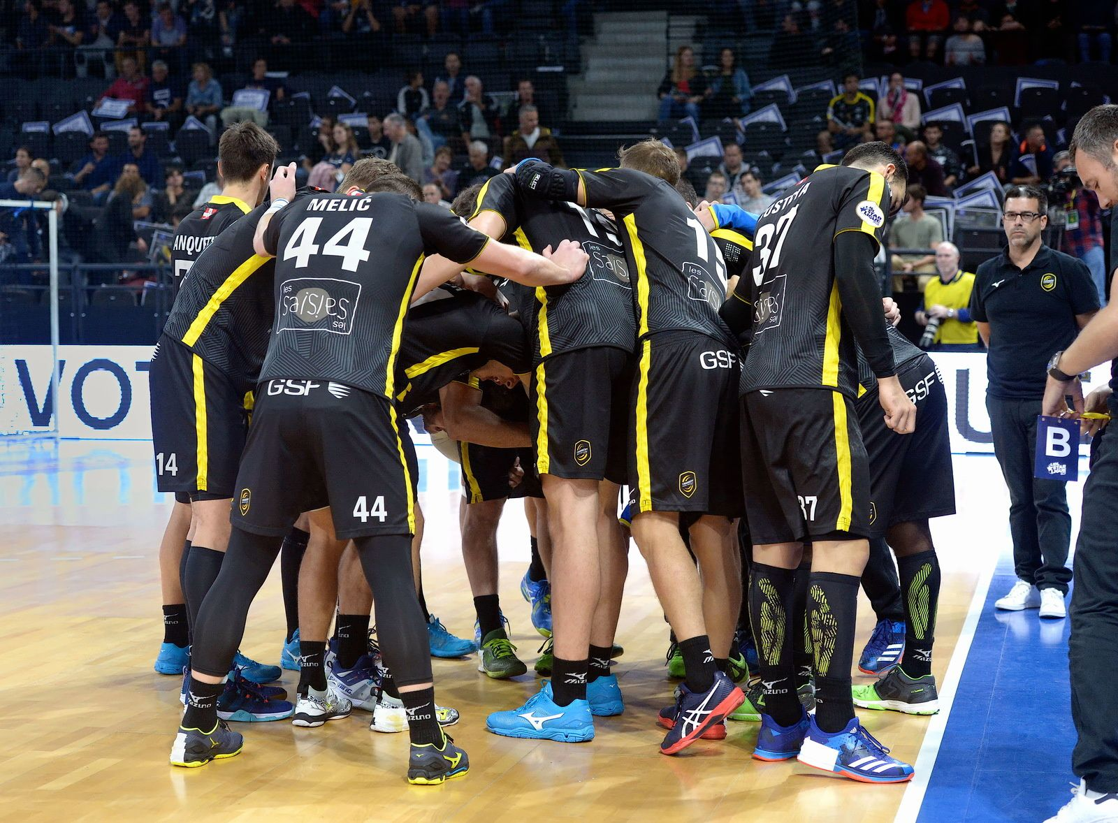CDF CHAMBERY / MONTPELLIER DIMANCHE 7 AVRIL 2019 - 20:00