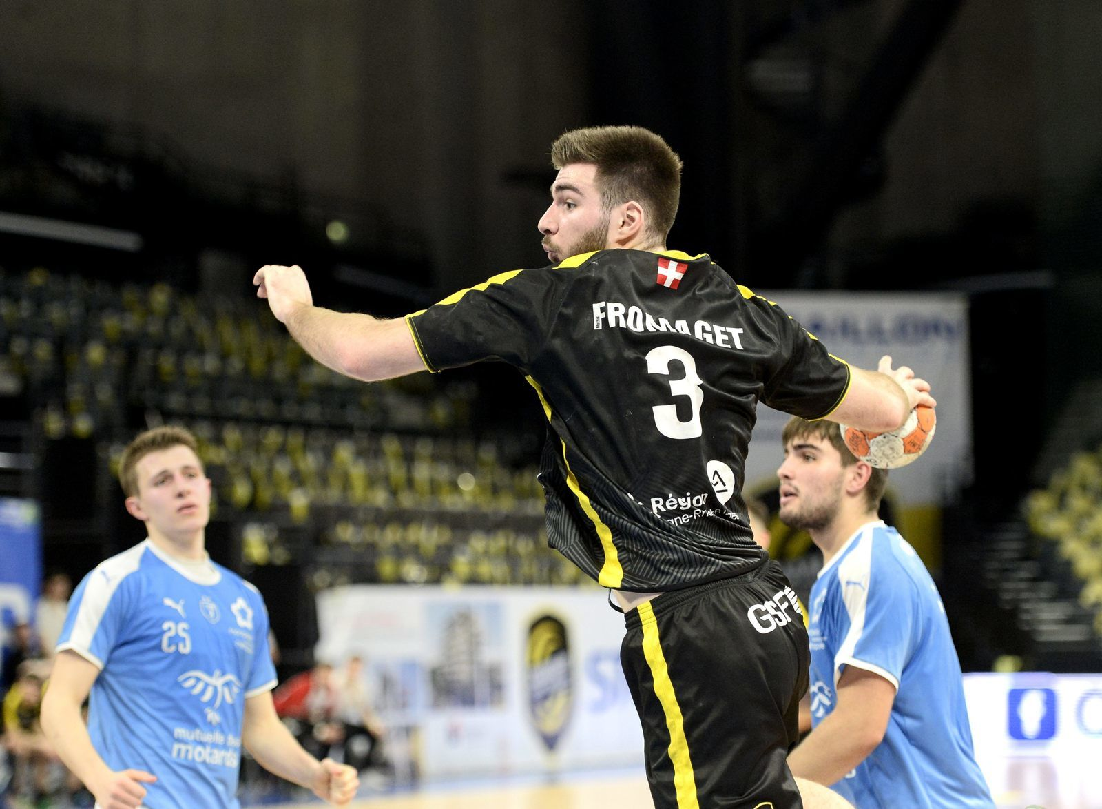 N1. Difficile pour CHAMBERY2 contre MONTPELLIER2 ce dimanche 7 avril 2019 au Phare