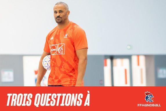 Trois questions  à - Didier Dinart