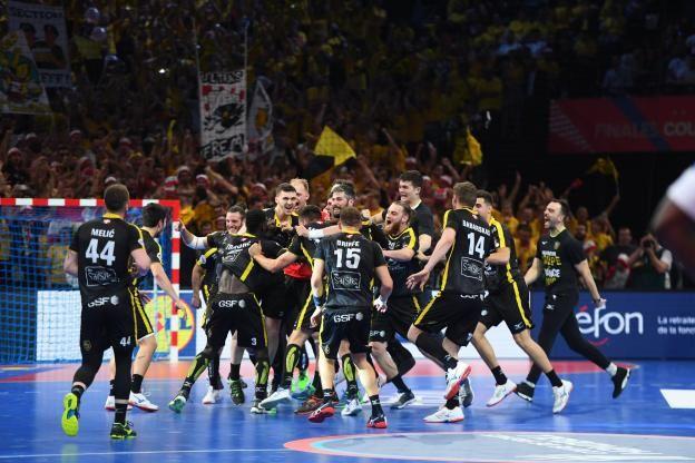 Coupe de FRANCE Chambéry la tient enfin