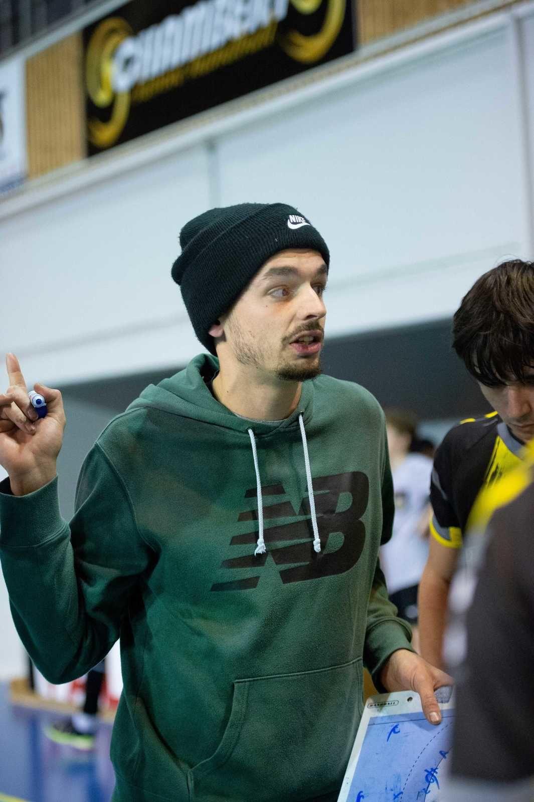 -18 AURA CHAMBERY facile contre le BOURGET samedi 9 novembre 2019 les photos du match