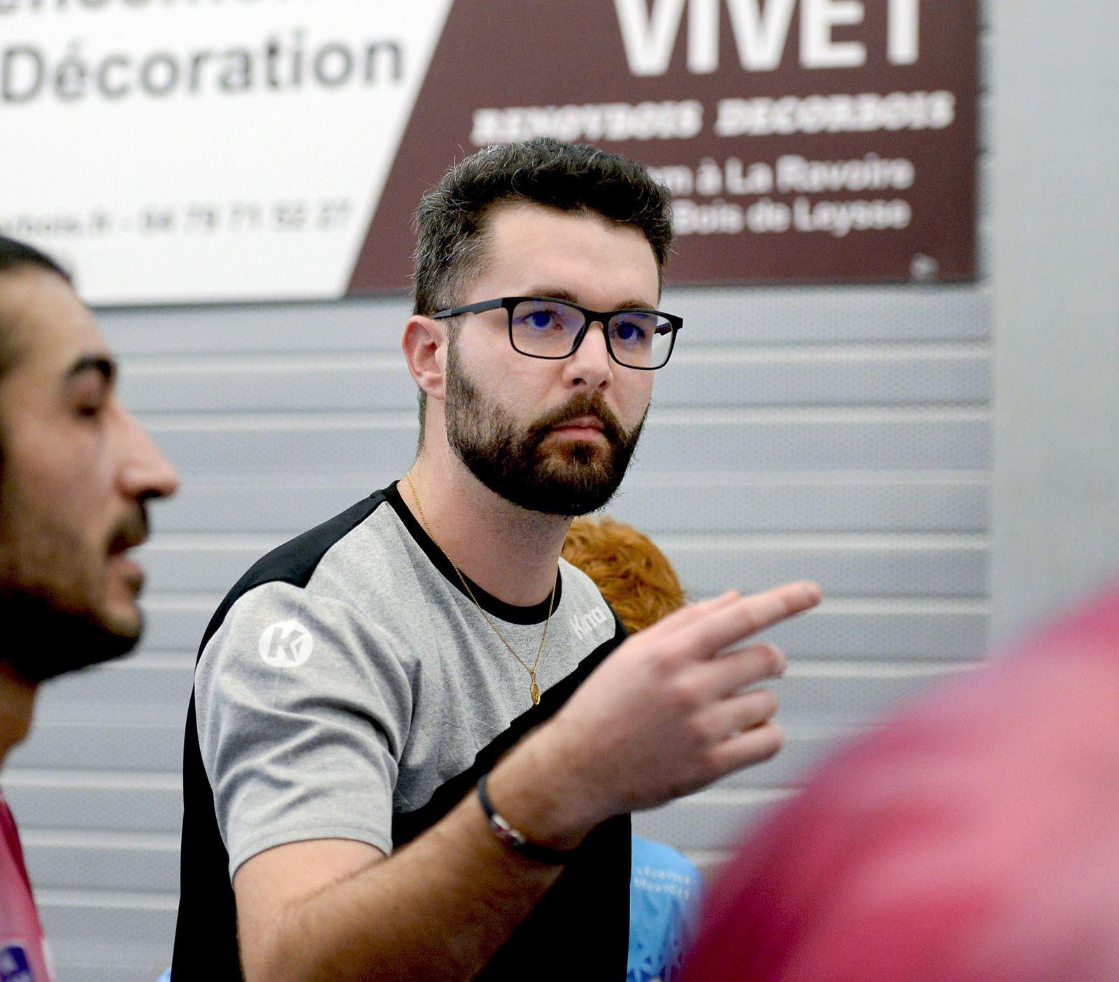 Je souhaite au Club du VAL DE LEYSSE de continuer à se développer, déclare Victor PITAVAL il s'explique..!