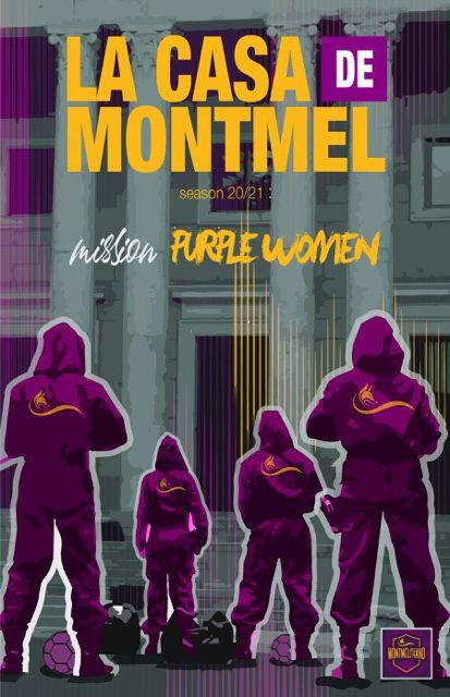 Montméli'hand : Rejoignez les Purple Women !