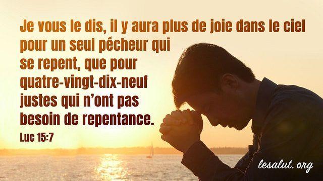 La repentance prêchée par Jean-Baptiste et par Jésus-Christ - Partie 1