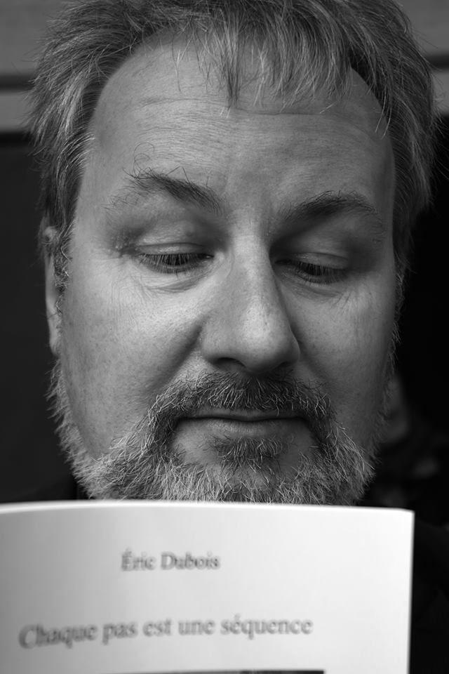 Eric Dubois. Photo : © Frédéric Vignale, 2016.