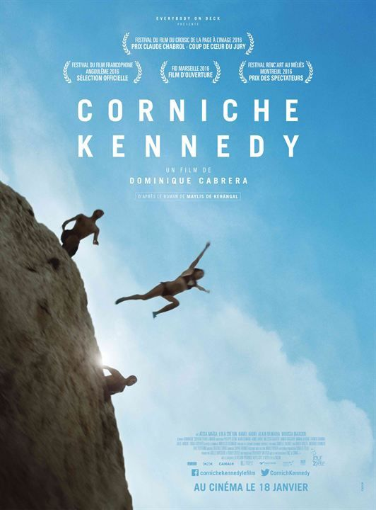 Corniche Kennedy, un film de Dominique Cabrera. - DR