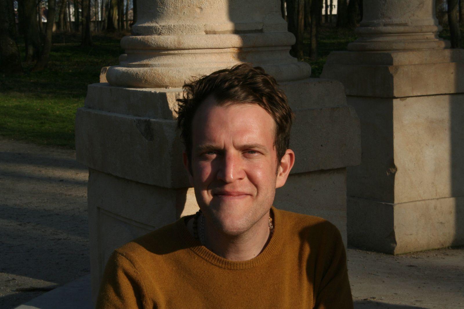 Georges Thiéry. Photo : © Laurent Dubois - DR