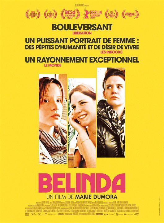 Belinda. Film de Marie Dumora- DR