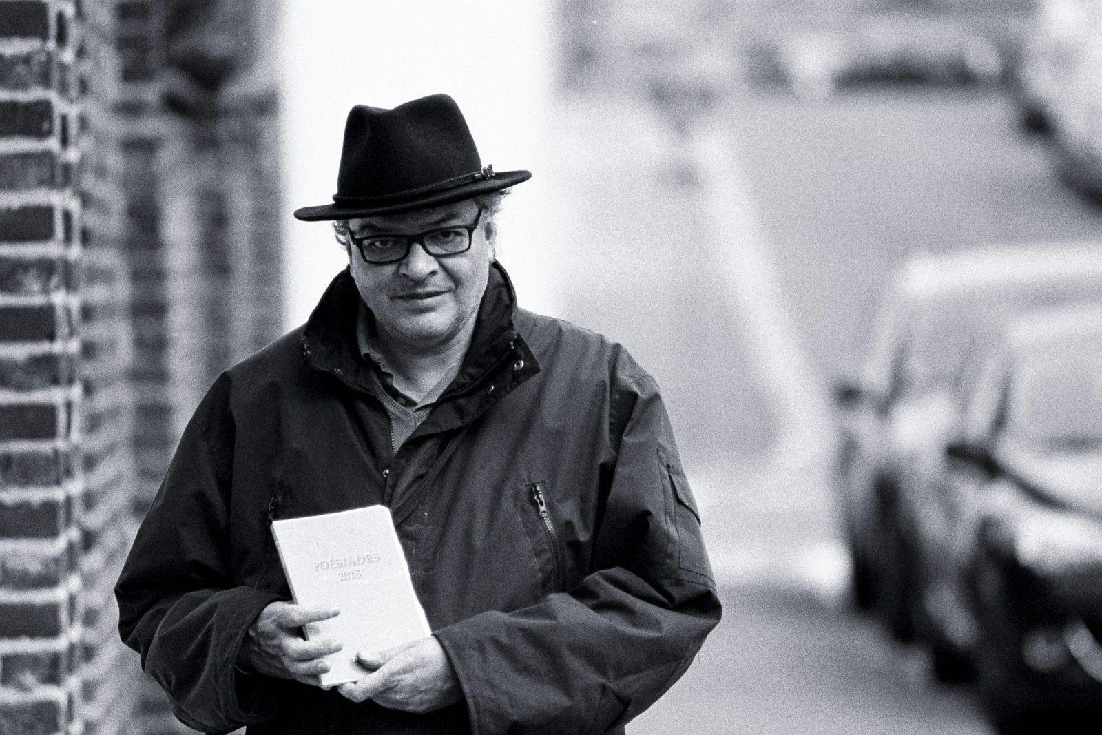 François Goblet. © Jonathan Le Sant. - DR