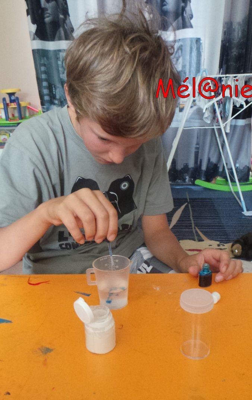slime mystery - 1 -