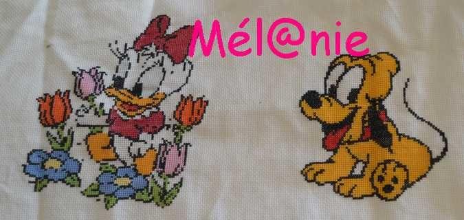 Serviette Mickey - 7 -