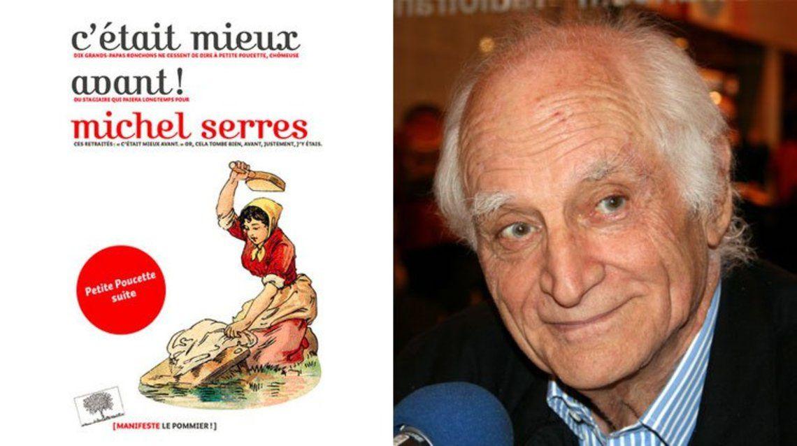 «Dix grands-papas ne cessent de dire à Petite Poucette, chômeuse ou stagiaire, qui paiera longtemps pour ces retraités: «C'était mieux avant.» Or, cela tombe bien, avant, justement, j'y étais.» Editions Le Pommier, 96 pages.