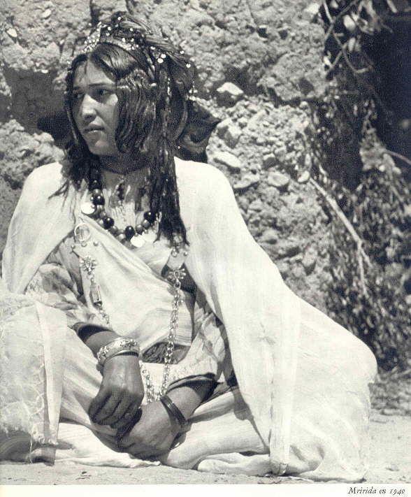 Mririda n'Aït Attik, la poétesse qui hante la vallée de Tassaout