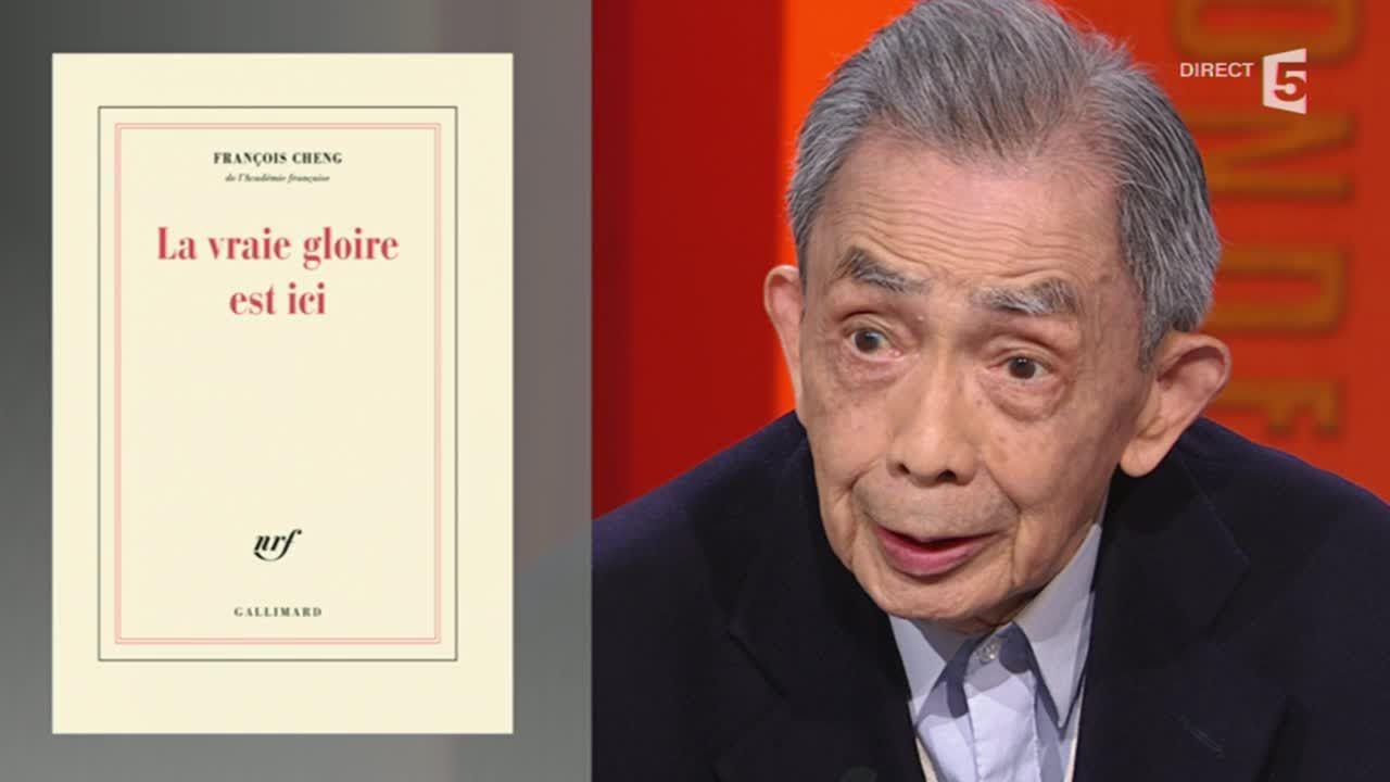 La joie, la beauté, la foi, la souffrance, le mal et la mort pour François Cheng