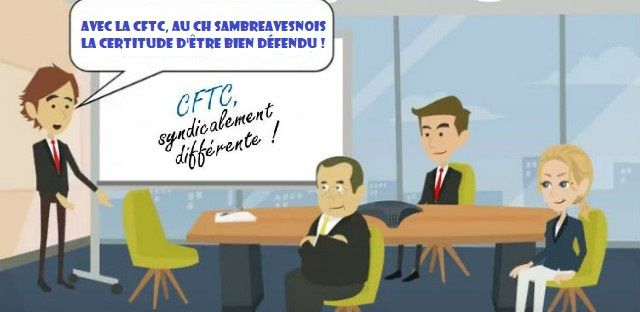Syndicat CFTC du CHSA