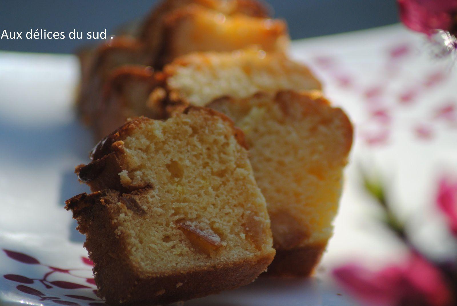 Cake au citron des frères ROUX .