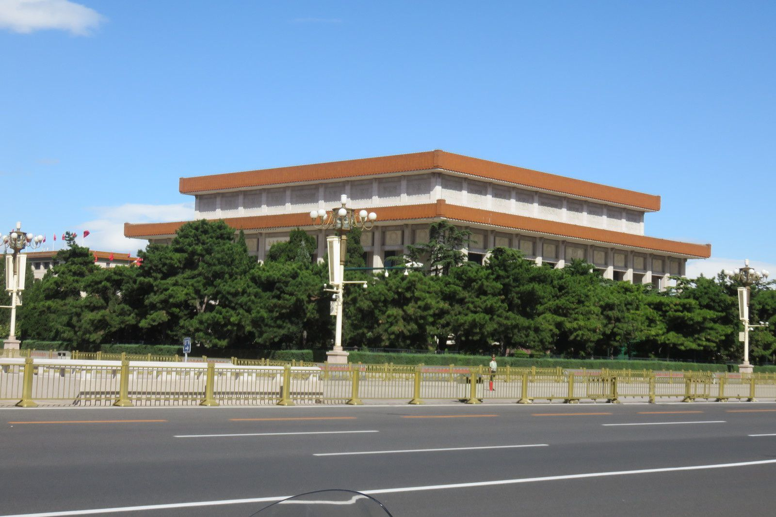 Jours 1-2-3 - De PARIS à PEKIN - Découverte de BEIJING