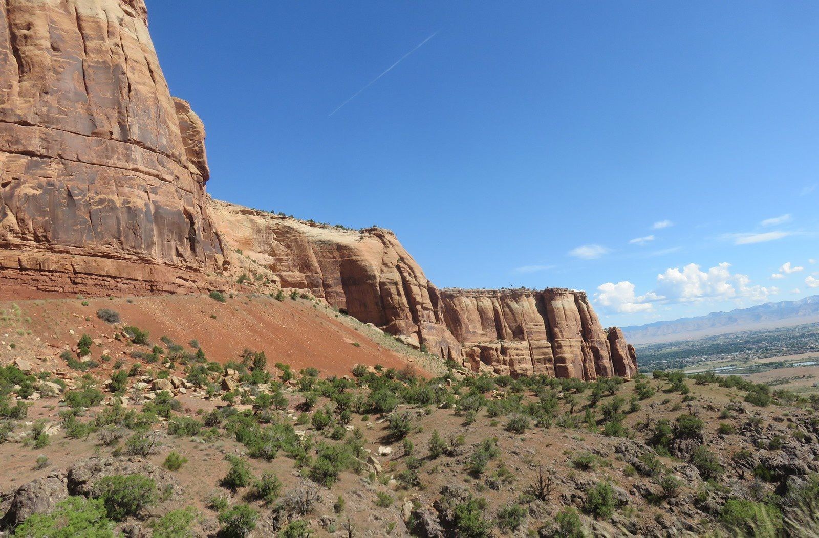 Jour 11 - GRAND JUNCTION - Colorado National Monument