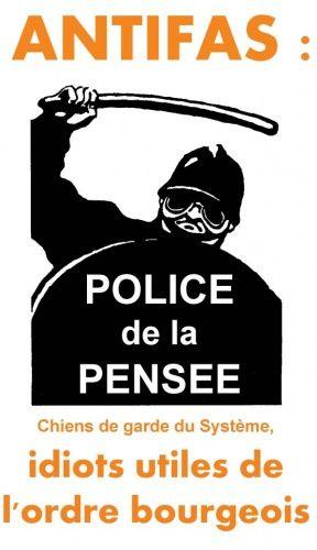 Les antifas et libertaires collabos du PSFN