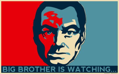 "Big Brother se tape ""Les crises""…"