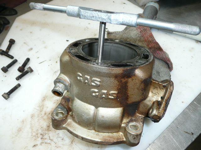 Réparation GAS GAS Jtr 270