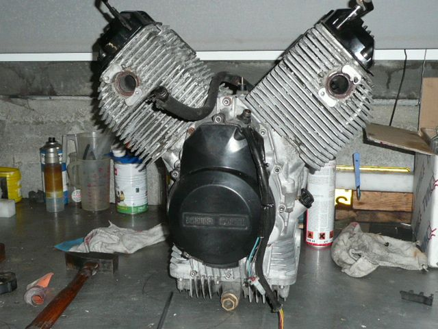 Moto Guzzi Targa 750