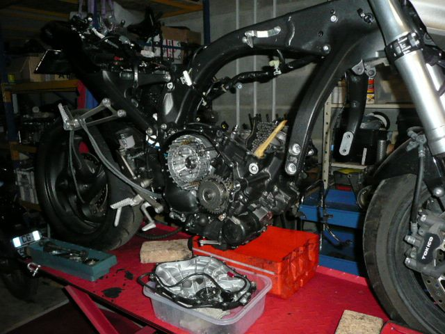 HONDA CB 1000 R 2009