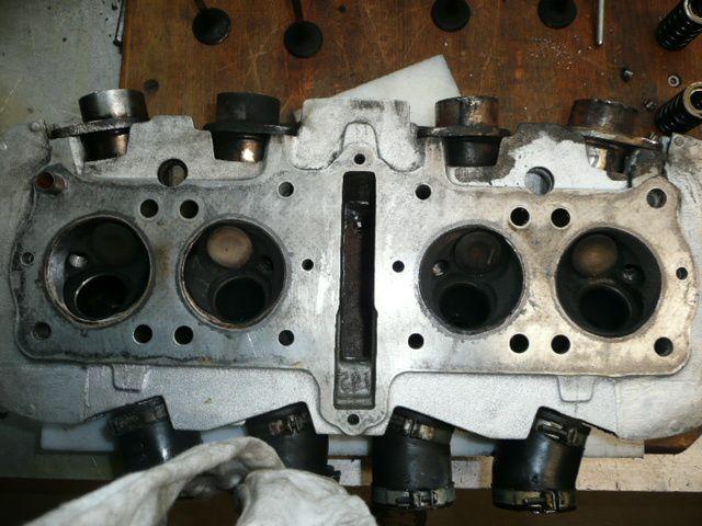 Remise en état moteur Honda K1