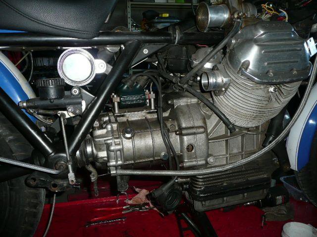 Guzzi 850
