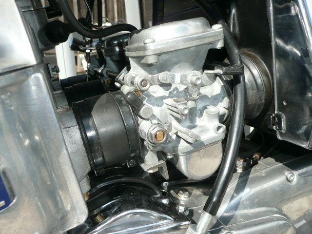 Remise en route Suzuki 750 GT