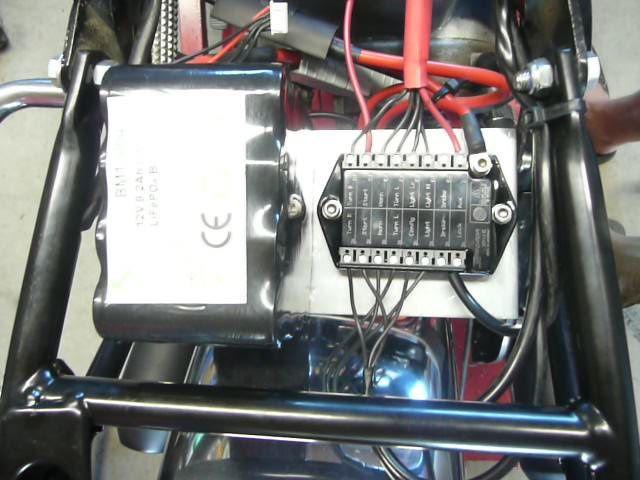 Montage Moto Gadget m-Unit V2