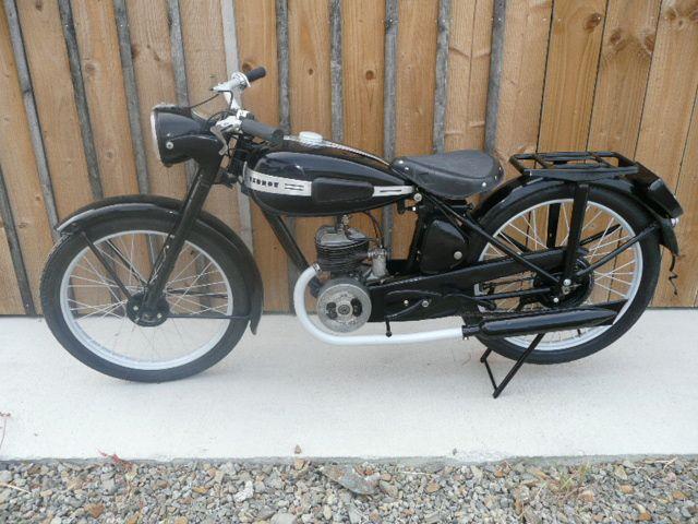 Restauration Motorette Terrot 100 de1951