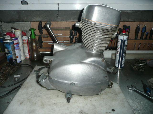 Motoconfort 125 U46C Terminée