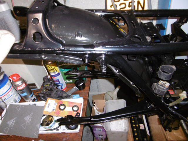 Honda Cbx 1000 A
