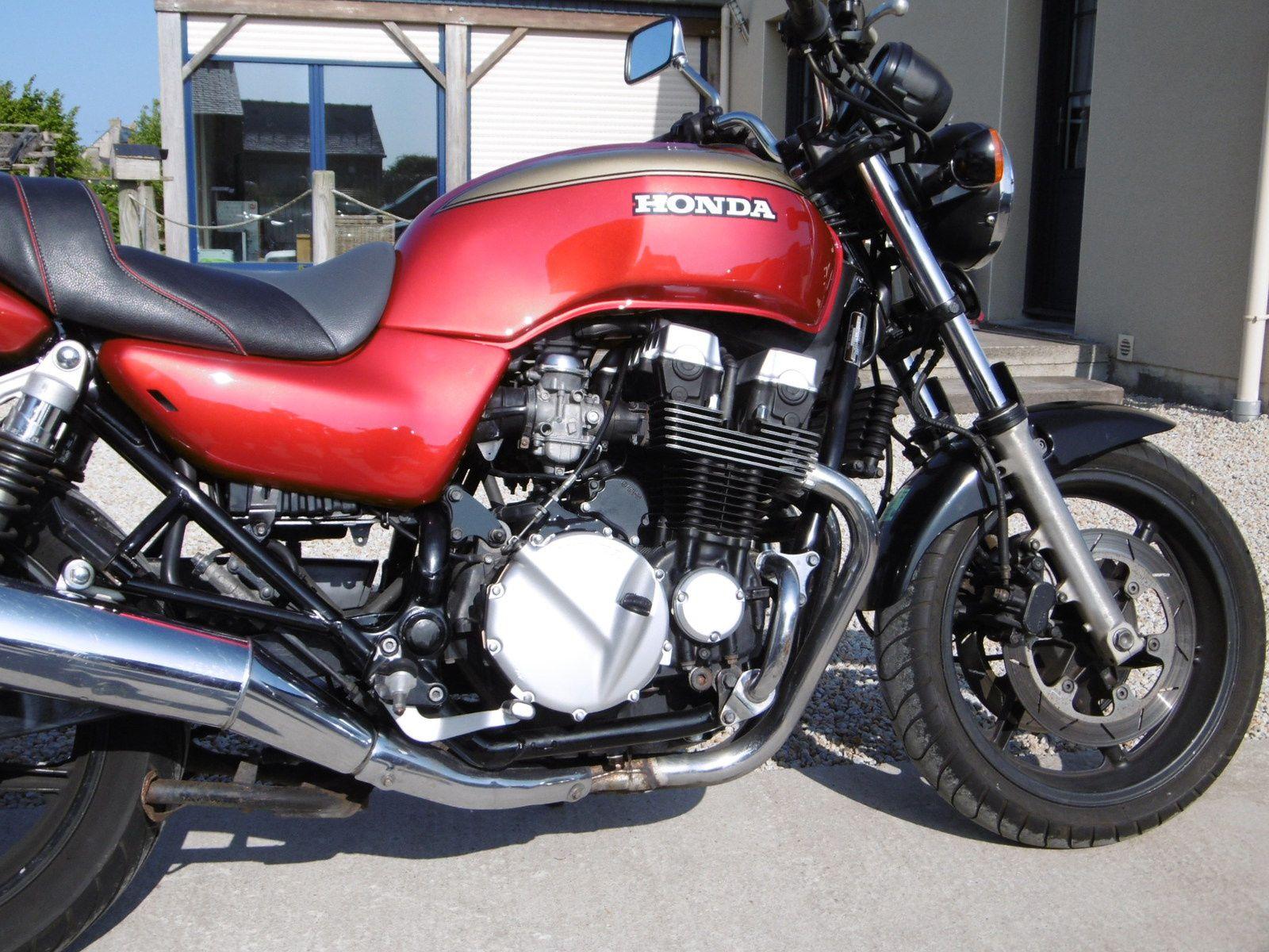 Honda Seven Fifty 750