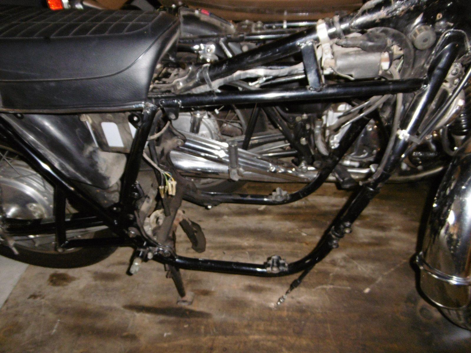 Honda Cb 750 K5 Vendue