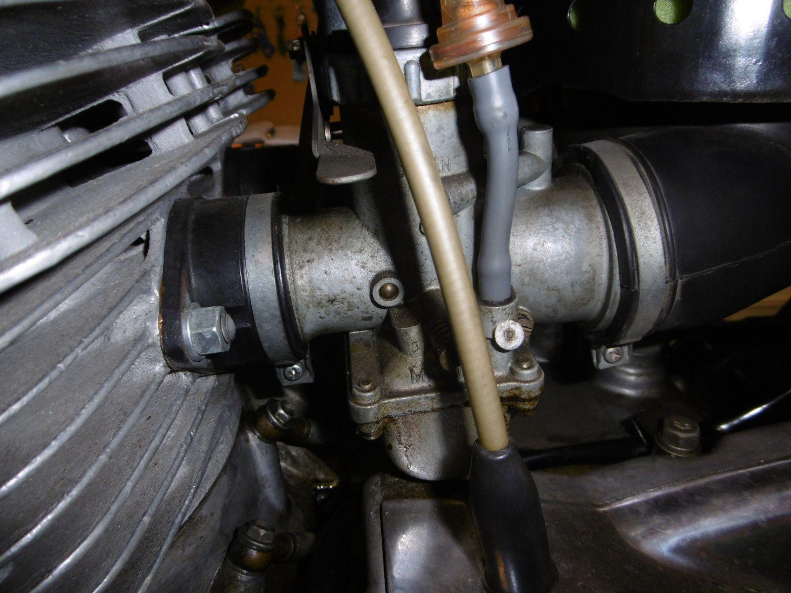 Suzuki T500 Révision.