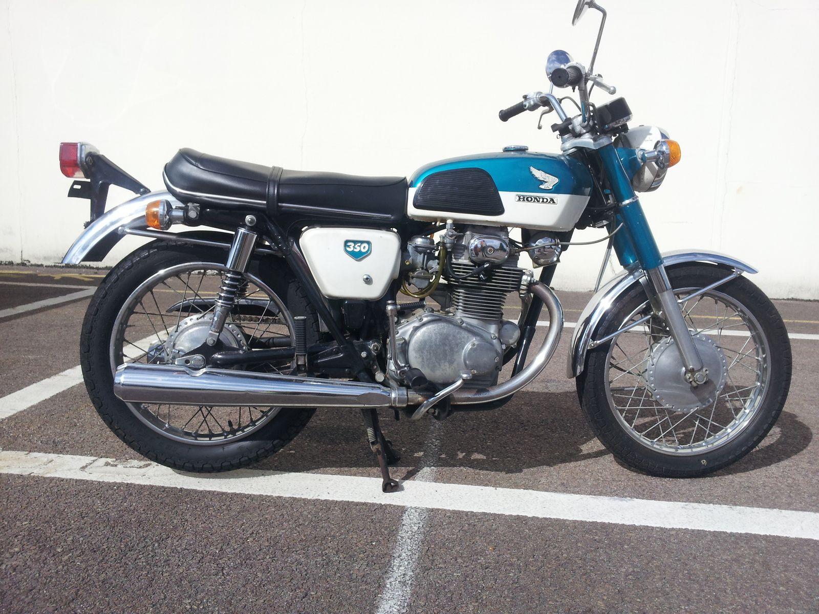 Mes motos depuis 1972 !