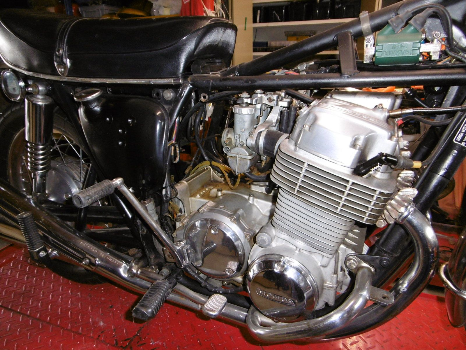 HONDA CB 750 DE 1972