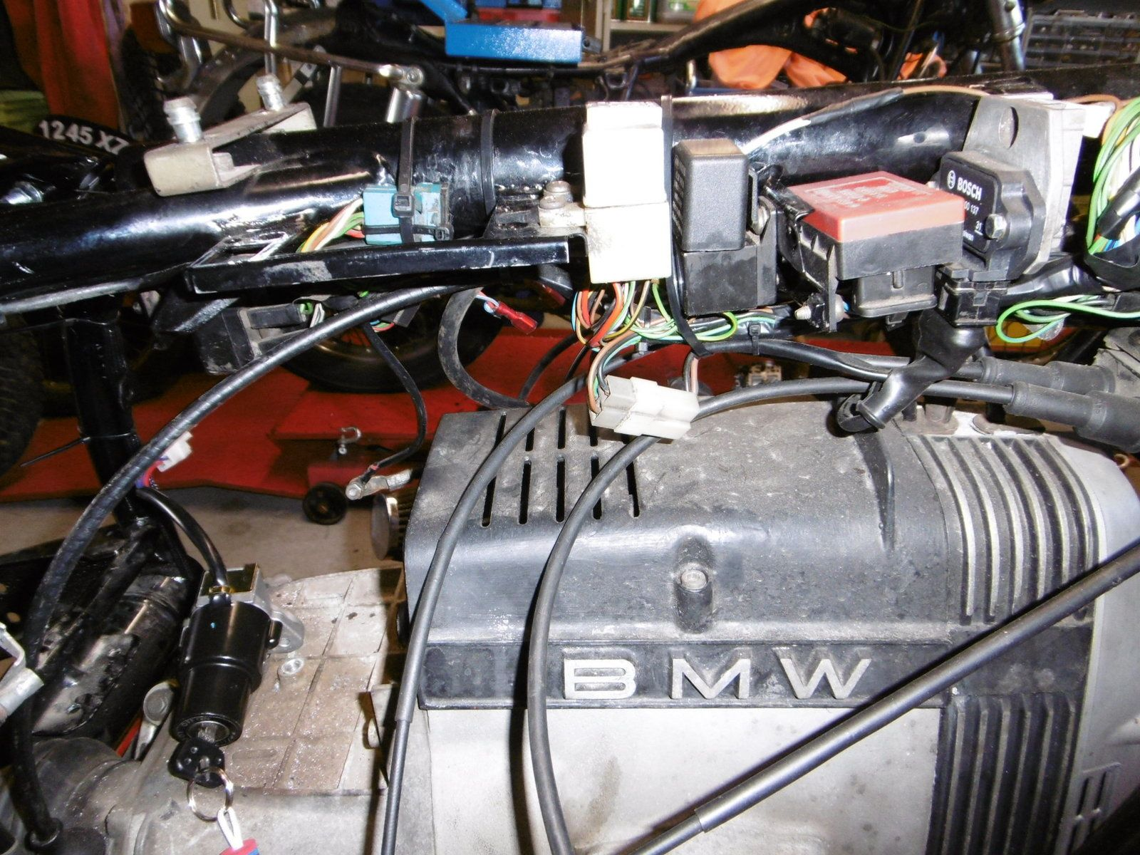 Bmw RT 80