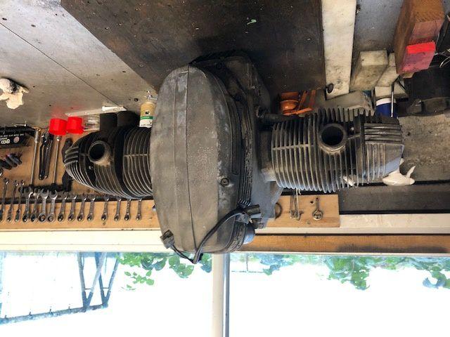 Remise en état moteur BMW RT 100