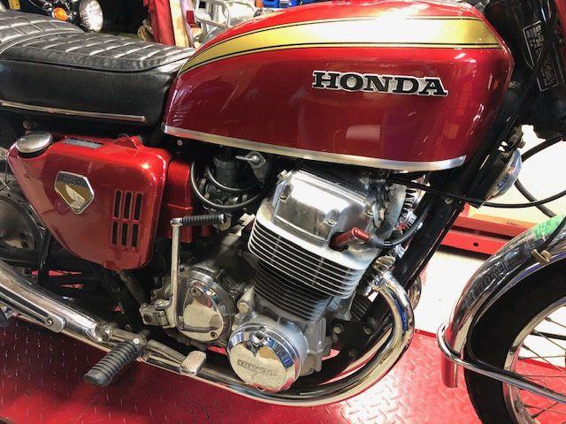 HONDA CB 750 K0