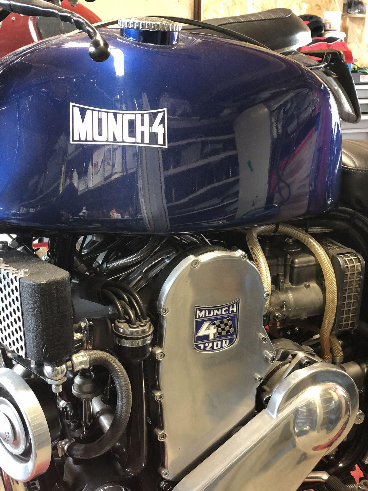 MUNCH 1200 TTS