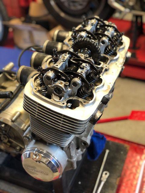 Honda CB 750 K0 Révision complète. VENDUE !